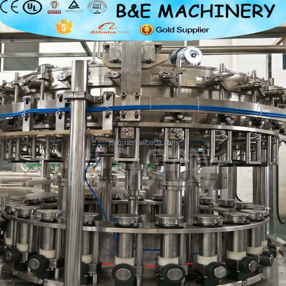 Automatic 500 bph craft fresh Beer bottling machine line craft beer brewing equipment