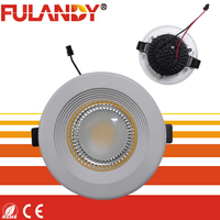 2014 high bright 4 Inch 5 Inch 6Inch 8Inch led ceiling downlight led office down lights