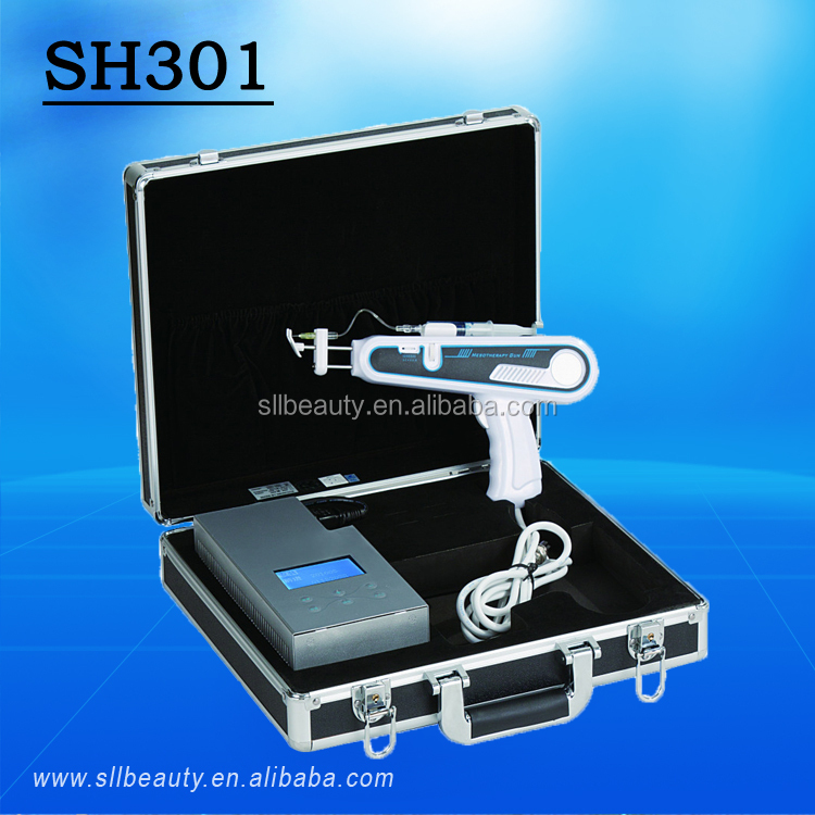 high speed air gun meso therapy injection gun
