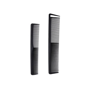 New Style Women Use Carbon Fiber Hair Cutting Combs