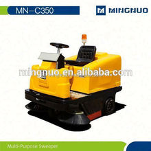 Environmental dustbin and water tank Mingnuo Mechanical road sweeper
