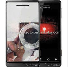 perfect adaptable clear matte anti scratch screen protector for motorola razr d1