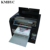 brand KMBYC high speed a3 size 8 channels BYC168-3 t shirt printer all colors digital flatbed cloth textile printing machine