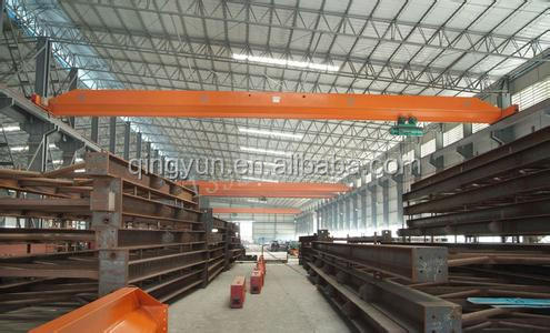 Make Your Job Easily!! LD Model Single Girder Overhead Crane electric hoist