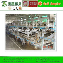 Taichang High quality Model 2640 fourdrinier multi-cylinder fruit bag paper machine
