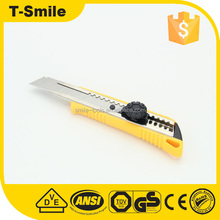 Snap-off Blade Cutter 18mm Utility Art Knife Manufacturer