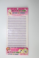 Self Adhesive Rhinestones Auto Crystal sticker Diamond sticker car accessories