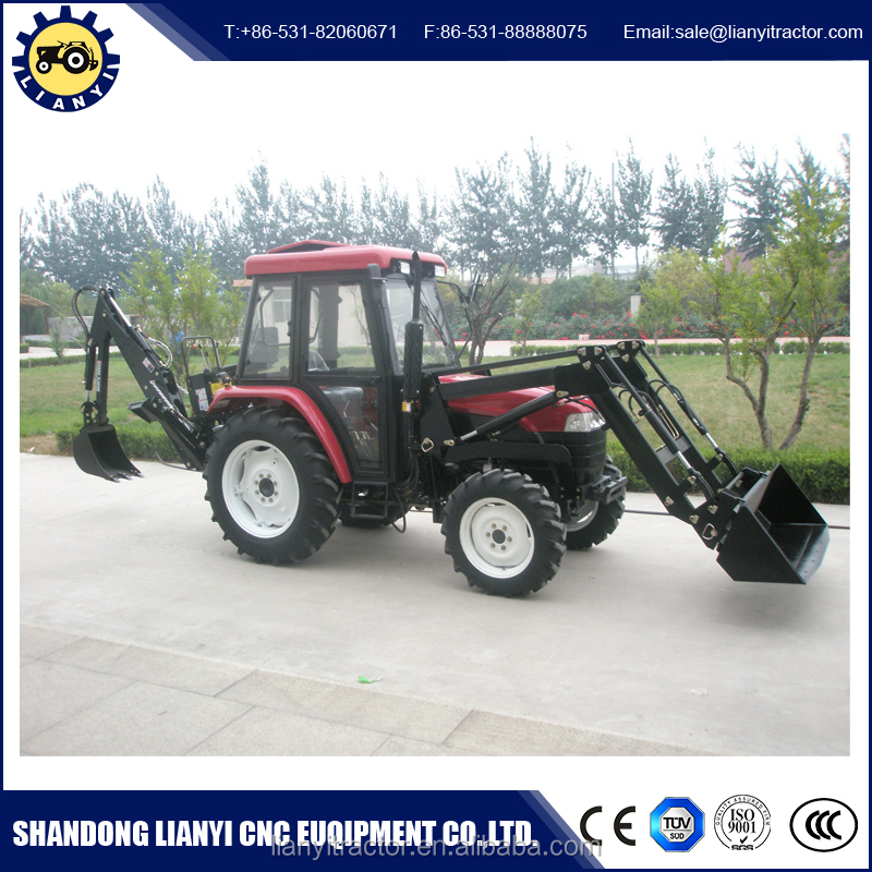 new small tractor front end loader and backhoe for sales