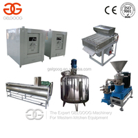 100KG/H Peanut Butter Product Line/Peanut Butter Making Machines