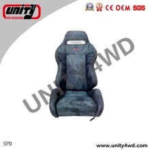 Fast Delivery 4x4 SPF racing car seat with bule of wholesale or retail