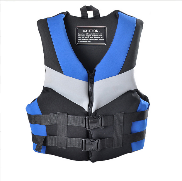 Safety neoprene boating surfing life vest