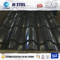 high quality asa synthetic resin pvc plastic spanish roof tile for wholesales