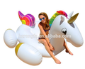Hot sale! 2018 adult toys giant pvc inflatable unicorn float pool float