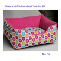 In many styles direct sale folding soft pet house dog beds blankets