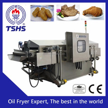 CE Automatic Oil Fried Onion Commercial Deep Fryer