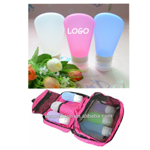 China Wholesale 2014 New Products Birthday Gift for Men/Silicone Travel Bottles
