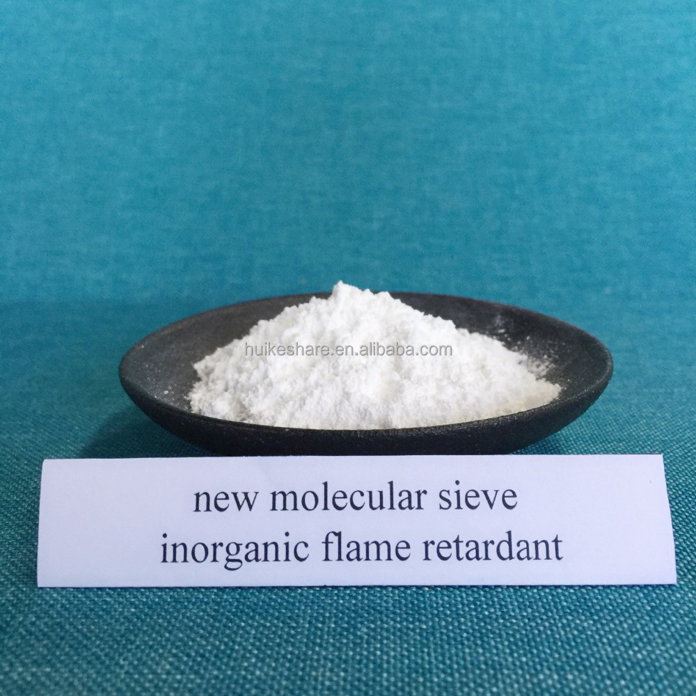 Classic product for New molecular sieve PVC inorganic flame retardant