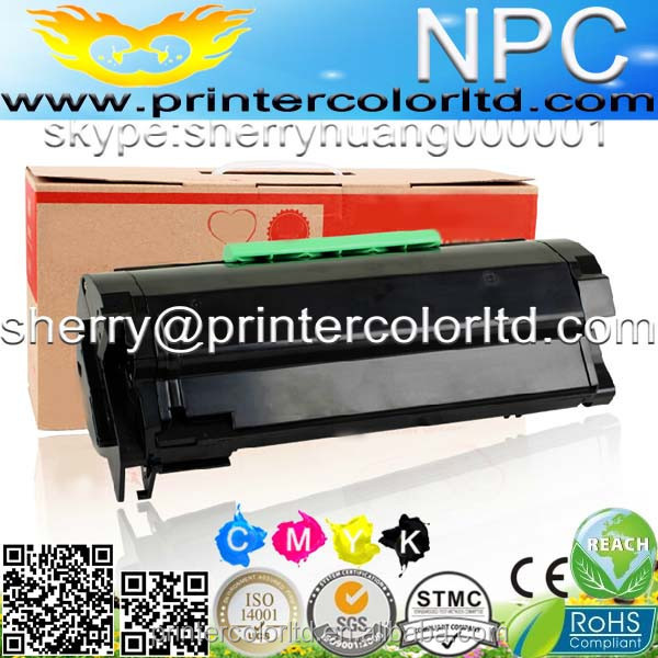 New! Compatible Lexmark MX710 MS710 Black Laser Toner Cartridges for Lexmark MS310 MS410 MS510 MS610 MS710 Printer With Chip