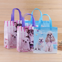 Custom Durable Non woven bag Larger Capacity Laminated Nonwoven Shoulder Bag PP Nonwoven Shopping Bag