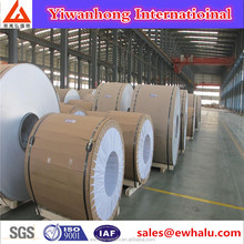 Coated high quality 5052 5754 aluminum coil strip