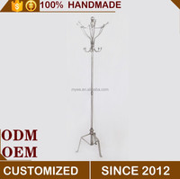 Durable Metal Coat Rack, Metal Coat Stand, Metal Coat Hanger Stand
