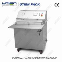 Desktop vacuum packing machine for plastic bag