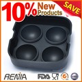 RENJIA release ice cube tray large silicon ice cube ice customized