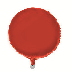 HAPPY TOGETHER Factory Wholesale18 Inch Custom Red 5 Color Round Shape Balloons