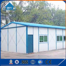 Mobile Food Trucks Prefab Steel Structure Prefabricated Houses
