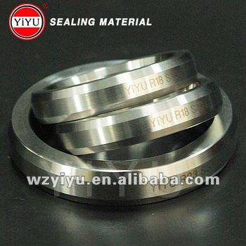 API 6A RING JOINT OVAL 316 GASKET