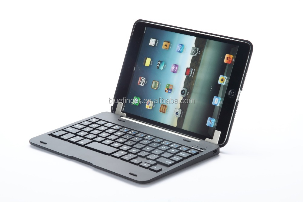 F1S Wireless Bluetooth Keyboard for Apple iPad mini 1/2/3