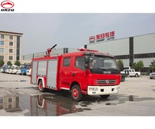 Hot Sale Fire Truck Forest Fire Apparatus with Fixed Deluge Gun
