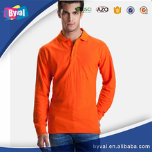Wholesale Factory Price 100%Cotton Pique Soft Polo T-Shirts Made in China