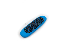 Fly Air Mouse C120 Wireless Game Keyboard Android Remote Controller Rechargeable 2.4Ghz Keyboard for Smart Tv Mini PC