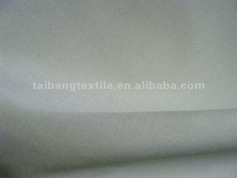 Poly/viscose fabric tr fabric plain pocketing fabric