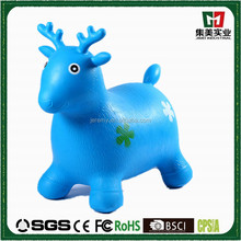 2015 Horse Riding On Animal Bouncing Jumping Horse Toy