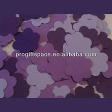 Hot new bestselling product wholesale alibaba quality Colored Flowers/Card Stock Punch Paper made in China