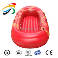 cheap mini plastic kayak for two person
