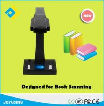 Retracted 10M 16M A3 A4 book scanner and photo scanner auto feed