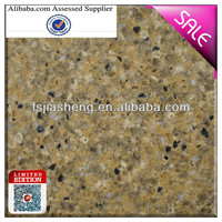 polishing kitchen bathroom quartz stone countertop sheet