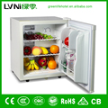Table top convenient hotel minibar small fridge
