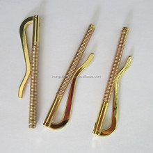 Bulk metal brass money clips with spring manufacturer