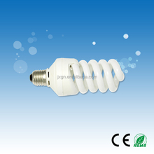 Look here ! Low price good quality life span 8000h 18w full spiral energy saving lamp light with CE RoHS certification