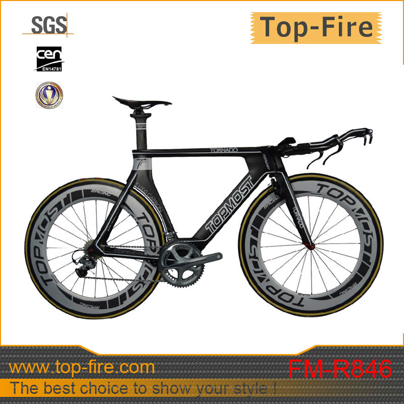 Hot-selling Chinese carbon bicycle for racing with time trial( FM-R846 )