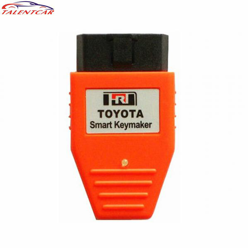 Super Newest toyotas smart key programmer Support all kinds of Toyotas and Lexus smart key system To yotas Smart Keymaker OBD