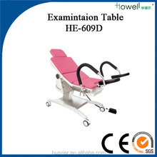 Electric Medical Examination Therapy Table / GynecologicalTable / Medical Equipments Importers