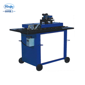 cheap ventilation nipping machine edge folding and trimming machine