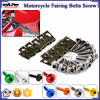 BJ-Screws-2004 To Secure Bodywork M6 Allen Key Motorcycle Fairing Screws Fasteners Bolt Kit
