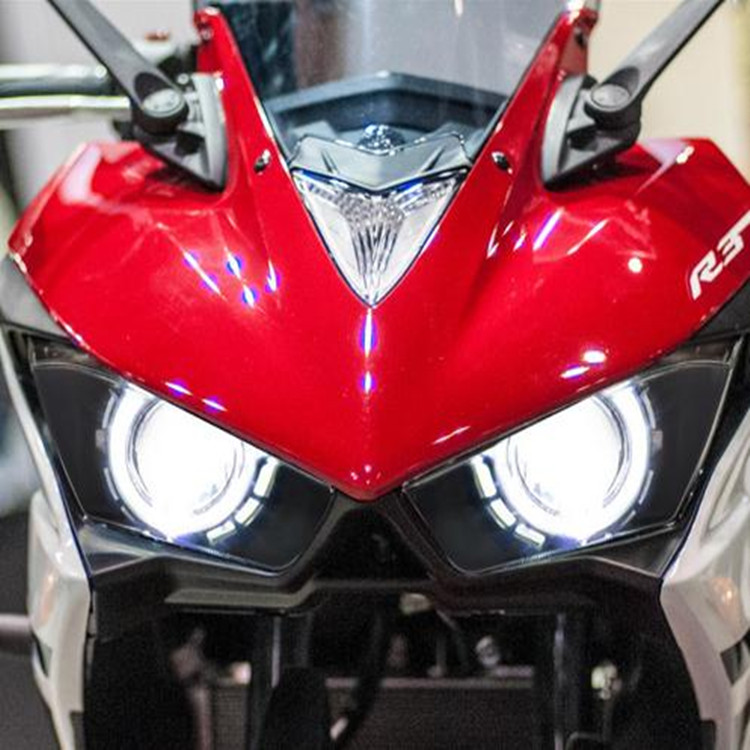 angel eye headlights for motorcycles