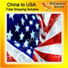 Global sea/air freight China to Cleveland USA